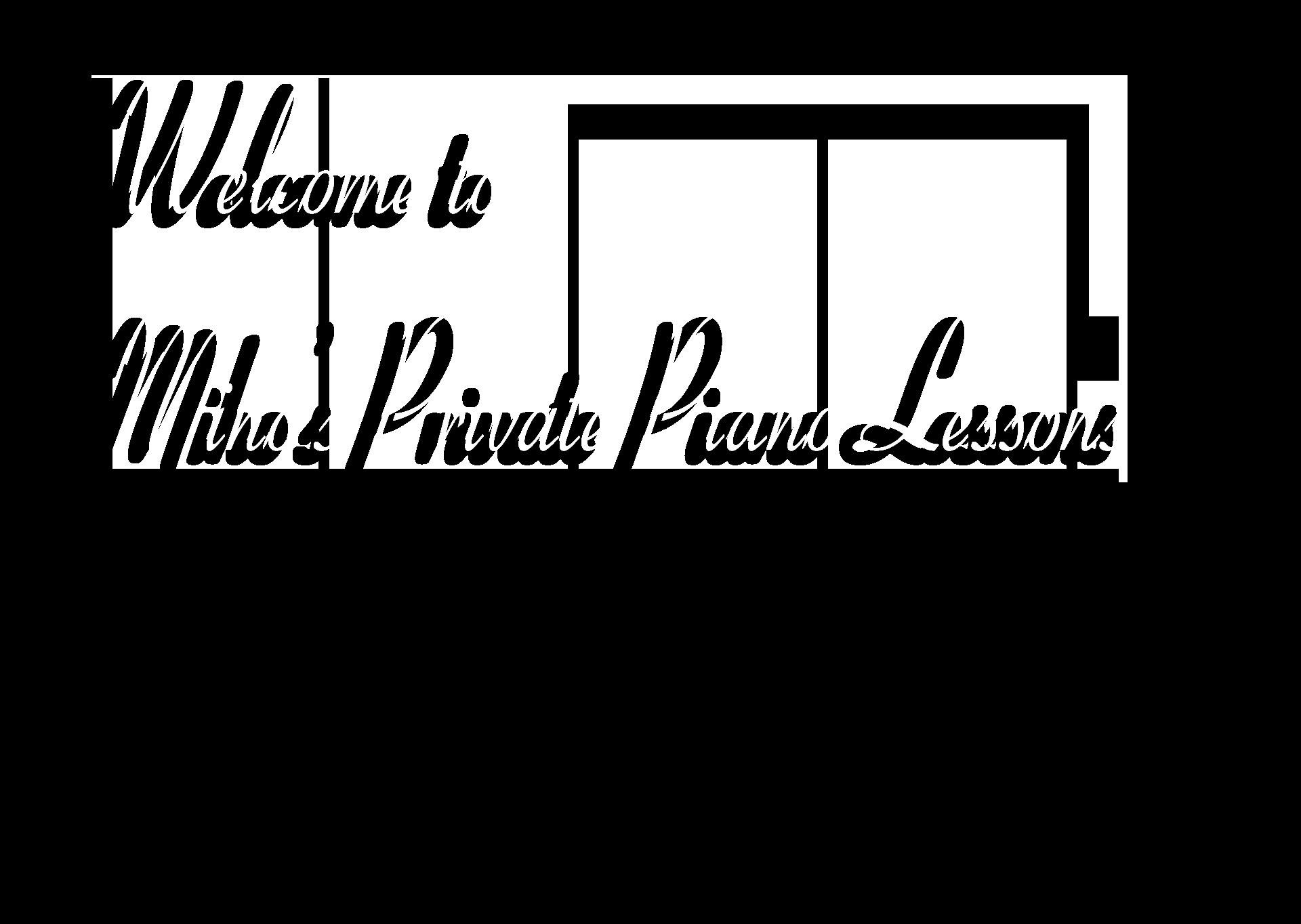 MIHOピアノ教室